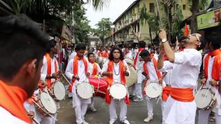 Swastik Dhol Tasha Pathak Kalachauki Maha Ganapati Paat Pujan Sohala