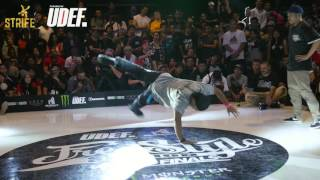 7 Commandoz vs Found Carnival | Freestyle Session 2015 x UDEFtour.org | Finals | Strife