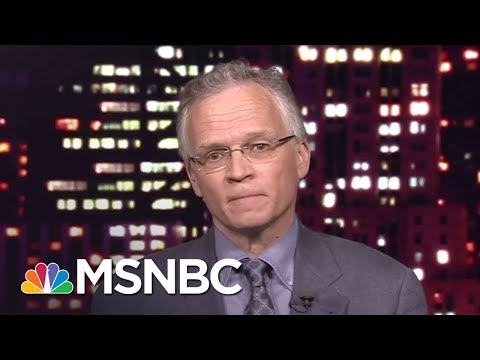 The Comprehensive Timeline Of Donald Trump's History With Russia | The Last Word | MSNBC