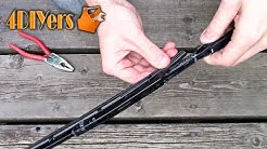 DIY: How to Replace Wiper Blade Refills