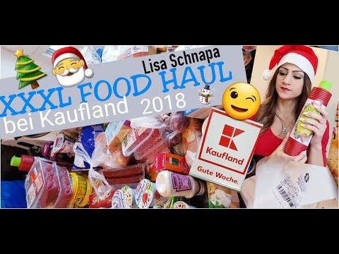 xxxl-food-haul- -wocheneinkauf- -weihnachtseinkauf- -angebote- -kaufland- 