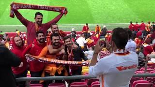 Galatasaray Şampiyonluk Yolu #HEDEF21 #KONSANTRASYON   Galatasaray maç özeti-Sadece tribün görüntüsü Video