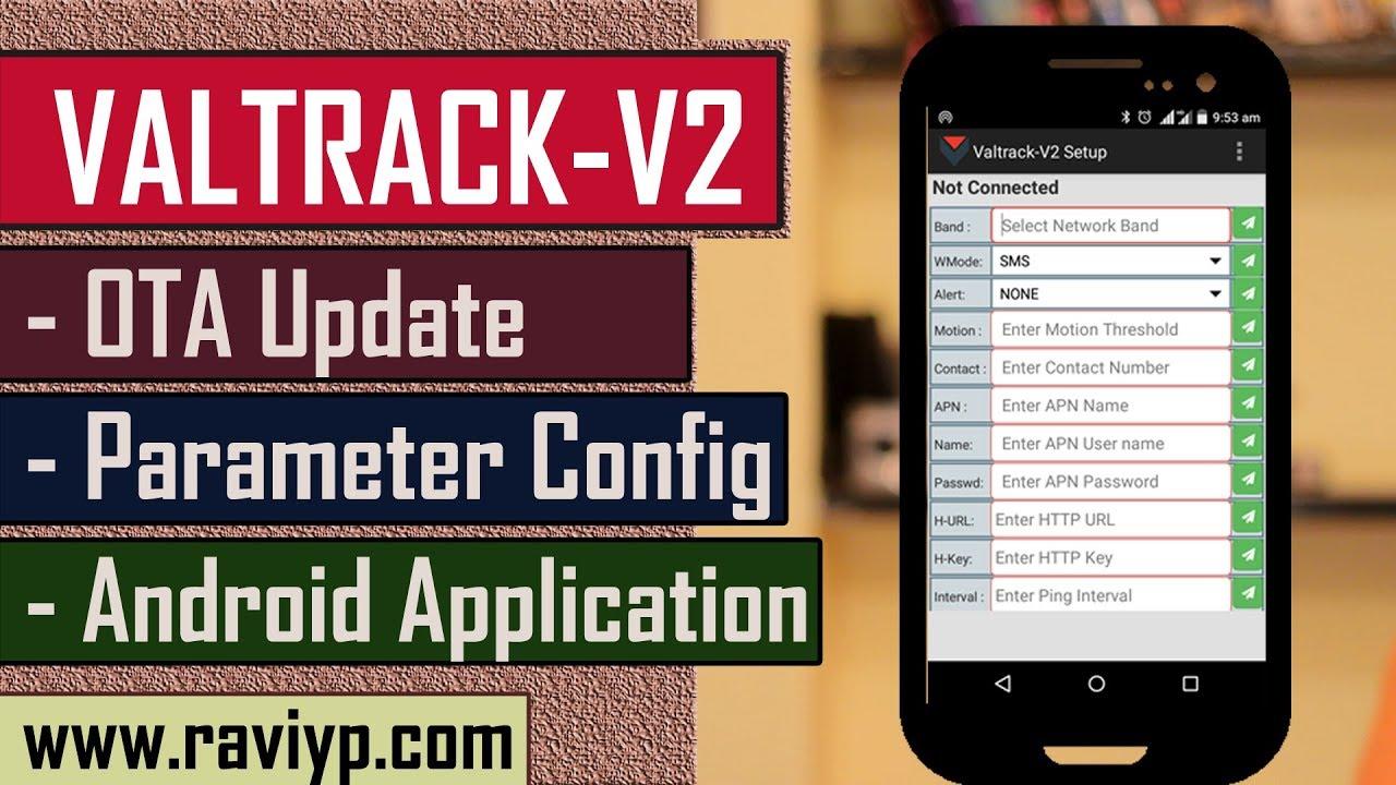 VALTRACK-V2 GPS Tracker | Hackaday io