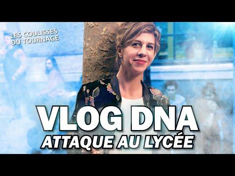 Attaque Au Lycée (Vlog DNA) Feat: Le Lycée