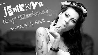 Макияж Amy Winehouse! Transformation Makeup  #22 от Жени Гейн