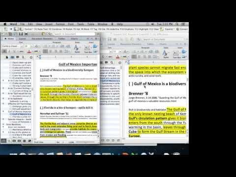 SDI 2013 - Mac Paperless Lecture - Hardy