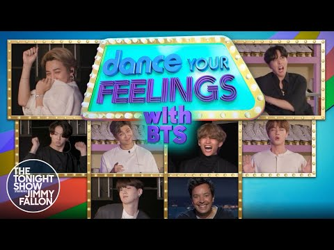 Dance Your Feelings with BTS