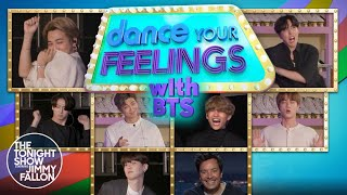 Download video Dance Your Feelings with BTS
