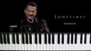 Depeche Mode Sometimes Beautiful Piano Cover With Vocals