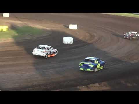 Sport Compact feature Benton County Speedway 7/29/18