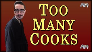 Too Many Cooks [accordion cover]
