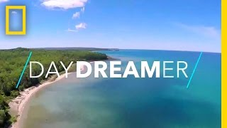 Experience Gorgeous Lake Michigan in 90 Seconds | National Geographic