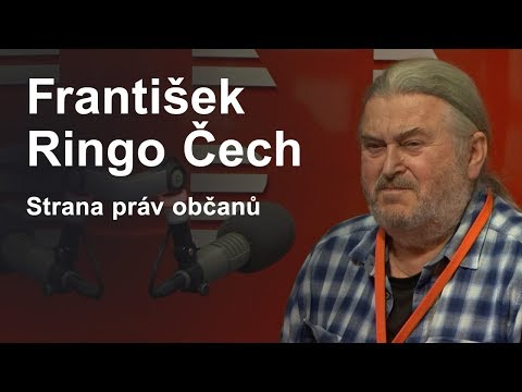 František Ringo Čech (SPO) | Parlamentní volby 2017