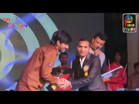 Jitu Pandya | GFTA 2018 AWARDS | BEST SINGAR SILECTION | LAXMAN RAYKA | HEER STUDIO