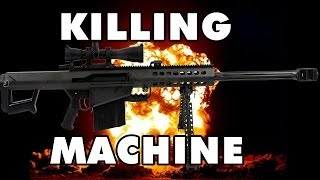 KILLING MACHINE - M82A3 and AMR-2 | A Battlefield 4 Montage by Sgt.Enigma
