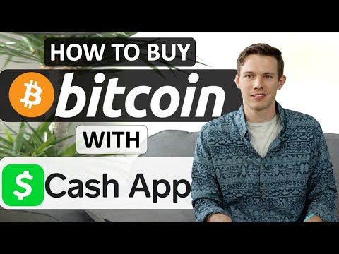 How To Buy Bitcoin With Cash App (2021)