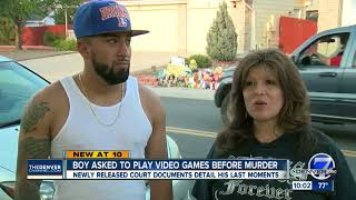 Affidavit: Teenage aunt allegedly killed Jordan Vong after he asked her to play video games