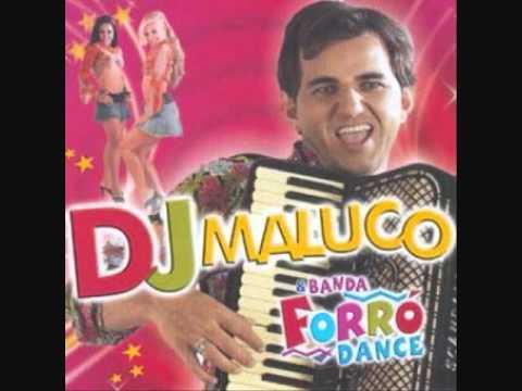 cd do dj maluco e banda forro dance