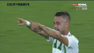 Video Gol Pertandingan Real Betis vs Celta Vigo