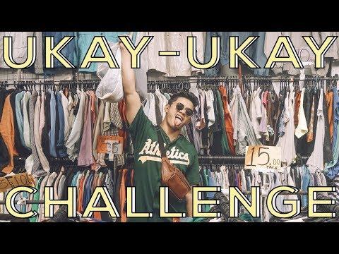 500 Peso Ukay-Ukay Challenge | David Guison