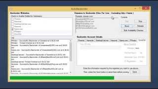 AutoBackorder Domain Software - Backorder Domain Names Automatically