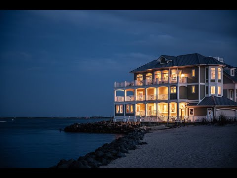 One of a Kind waterfront home in Ocean City, Maryland - The Windrow Group