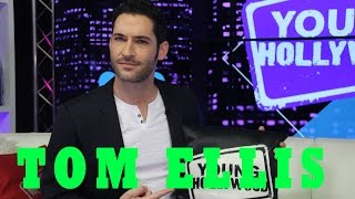 Welsh Lessons with LUCIFER's Tom Ellis