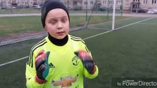 Sport football обучение вратаря