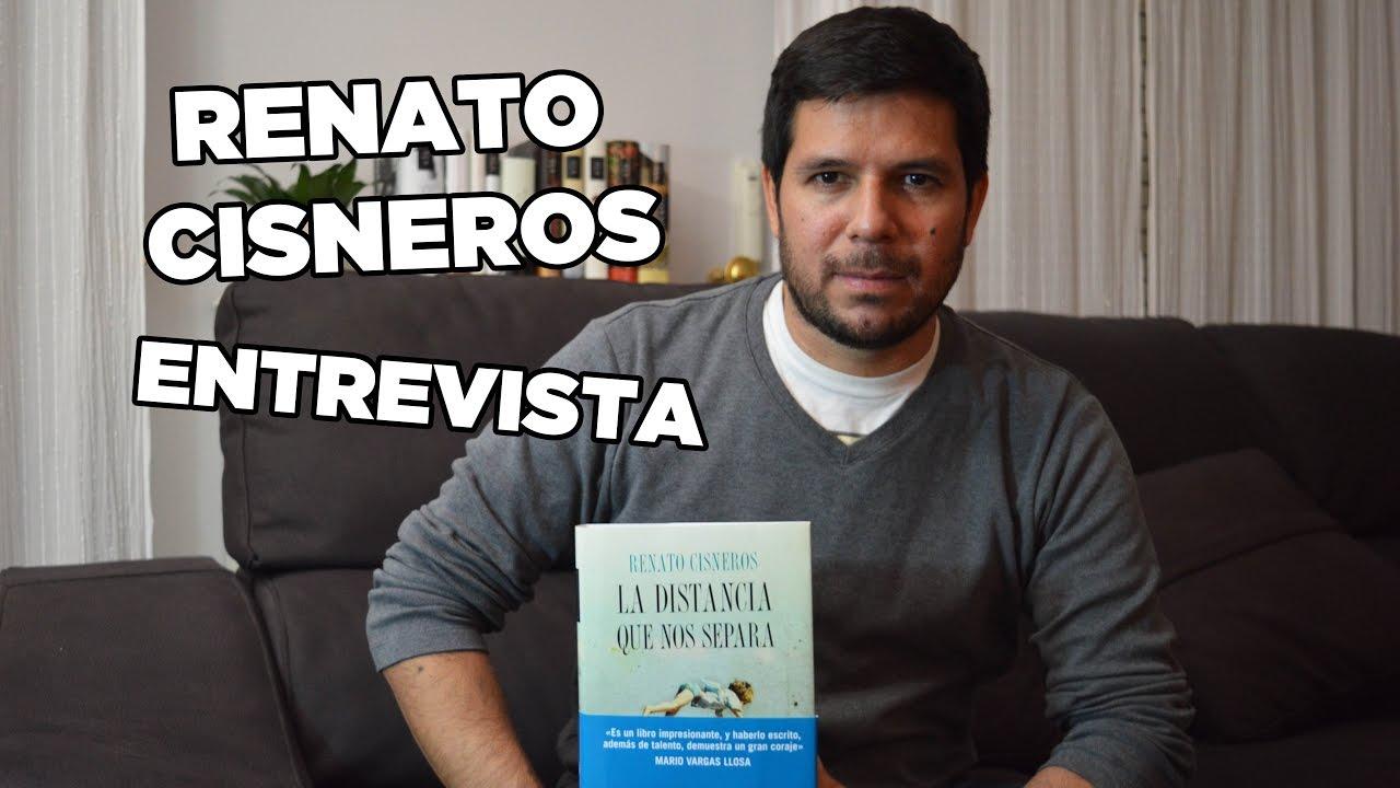 """Entrevista A Renato Cisneros Para Hablar Sobre """"La"""
