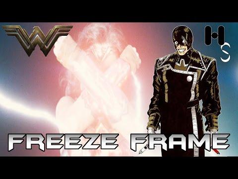 Is Doctor Poison in Wonder Woman? - Freeze Frame Trailer Breakdown