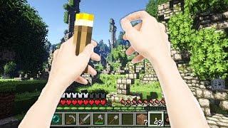 CRAZY REALISTIC MINECRAFT Mod Challenge   Minecraft - Mod Battle