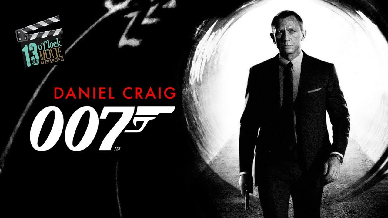 Ver 13 O'Clock Movie Retrospective: The Daniel Craig James Bond Series en Español