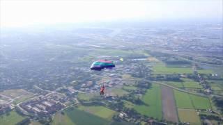 FLB – Wingsuit hop & pop