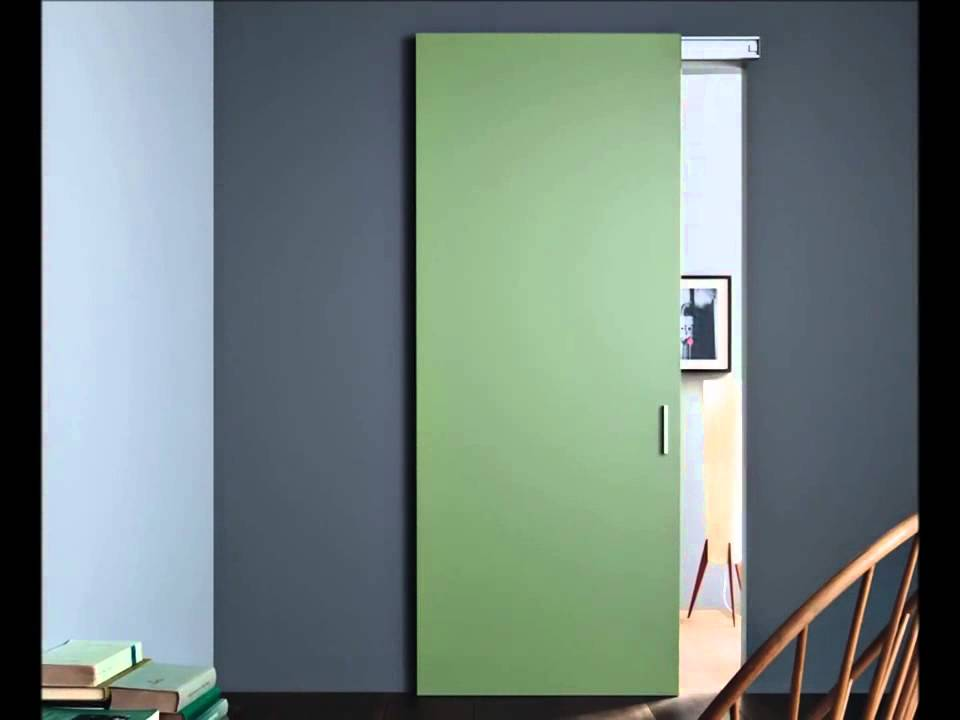 Tecnicom porta per interni in legno di design drive lualdi a trento e bolzano e in trentino - Prezzo porta interna ...