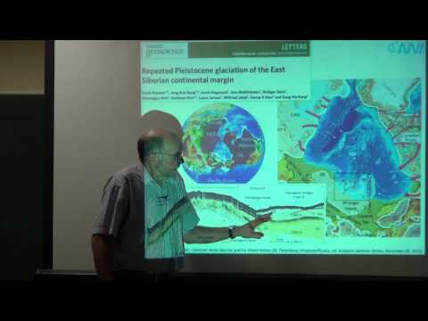 Reconstruction of Cenozoic Arctic Ocean Sea-Ice History: ''From IRD to IP25''   Лекториум
