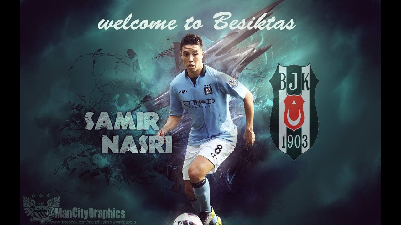 Samir Nasri ○ Wel e To Besiktas [ NEW ZIDANE ] ■HD 1080P