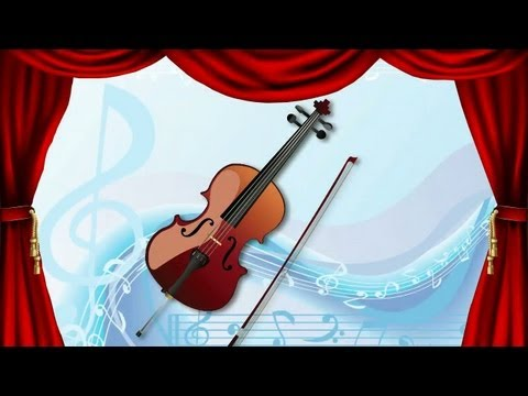 Musical Instrument Sounds English Part 2 - Learn Fast Fun - Recognize Memorize Speak #