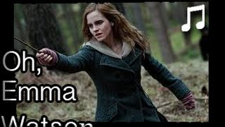 oh emma watson a love song