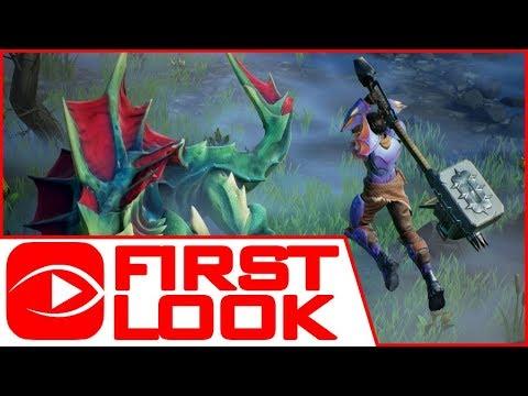 Dauntless - Gameplay First Look