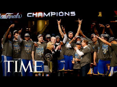 Golden State Warriors Championship Victory Parade In Downtown Oakland, California | TIME