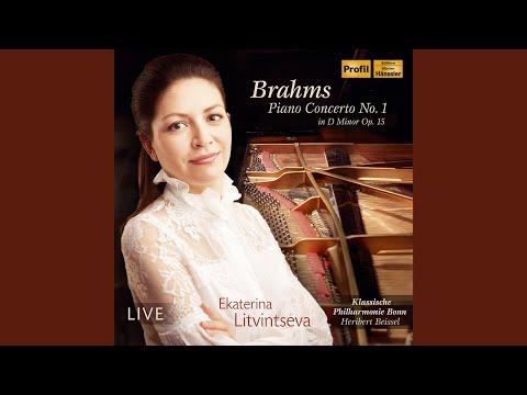 Piano Concerto No. 1 in D Minor, Op. 15: I. Maestoso (Live)