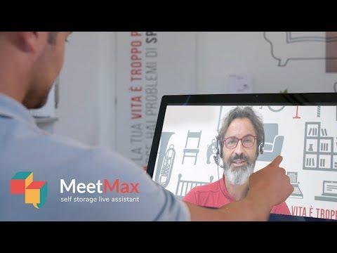 MeetMax | Self Storage Live Assistant