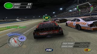 NASCAR Thunder 2004 PS2 Gameplay HD (PCSX2)