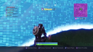 Fortnite Battle Royale - PS4 [02-09-2018]