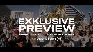 "RBB Abendschau (18.10.2018) ""KAFVKA & das Label DODO BEACH ORIGINALS"""