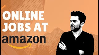 8 Amazon Customer Service Jobs from Home Hiring in 2020