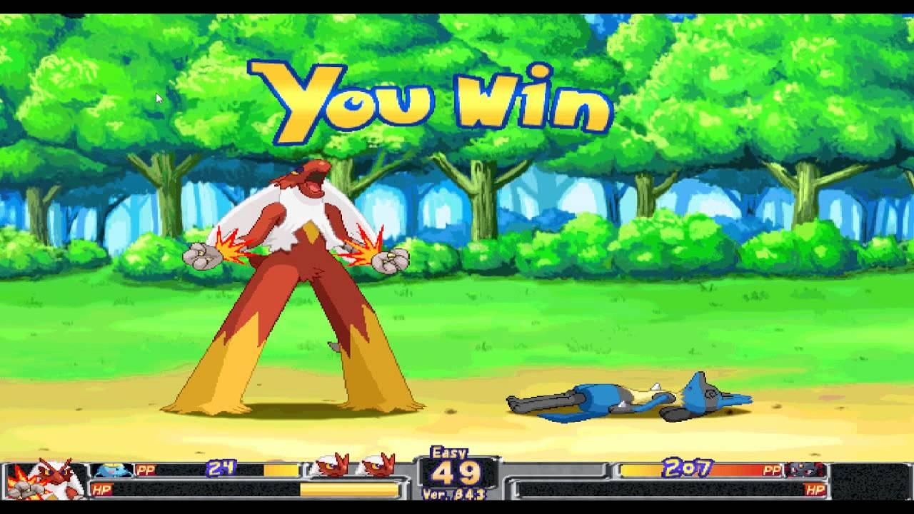 Pokemon Street Fighter? Pokemon: Team Wild  YouTube
