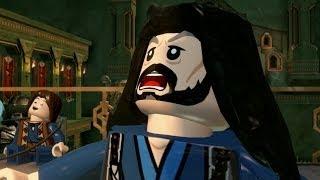 LEGO The Hobbit PC - Gameplay Español - 01