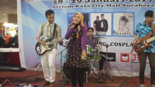 Live at Surabaya Japanese Festival (28th January 2017)