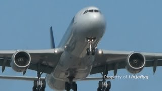 Phased out:Singapore Airlines A340-500